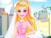 Play Super Barbie Wedding Day