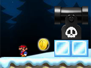Play Super Mario Snow Adventures