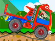 Play Super Mario Truck