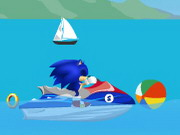 Play Super Sonic Ski