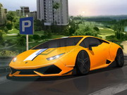 Play Supercar Rain Parking