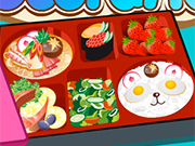 Play Sushi Box Decoration