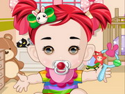 Play Sweet baby Dressup