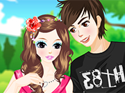 Play Sweet Dating Dressup