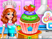 Play Sweet Heart Cupcake