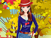 Play Sweet November Dressup