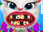 Play Talking Angela Dental Care