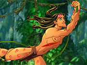 Play Tarzan Jungle Problems