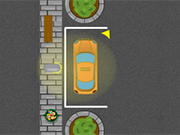 Play Taxi City Parking