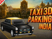 Play Taxi Parking 3D India