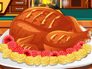 Play Thanksgiving Dinner Cooking