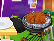 Play Thanksgiving Turkey Cooking
