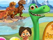 グッド恐竜ジャーニーホーム