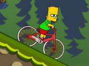 Play The Simpson Bike