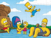 Play The Simpsons Jigsaw Puzzle