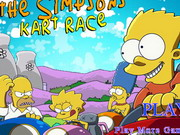 Play The Simpsons Kart Race