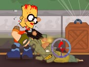 Play The Simpsons Town Defense