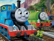 Play Thomas Jigsaw Puzzle