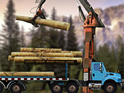 Play Timber Trucker