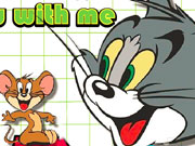 Play Tom And Jerry Draw With Me