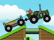 Play Tom And Jerry Tractor