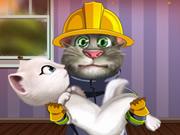 トムは消防士2になって