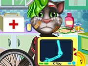 トムバイク事故