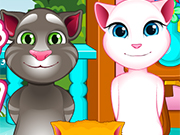 Play Tom Cat Care Baby