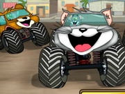 Play Toms Truck Wars