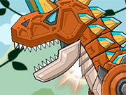 Play Toy War Robot Carnotaurus