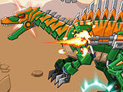 Play Toy War Robot Spinosaurus