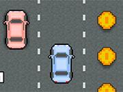 交通ラッシュ:レトロレーシング