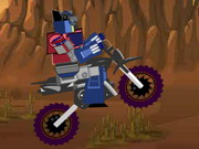 Play Transformers Desert Race