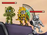 Play Transformers War