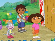 Play Treasure Hunt - Dora