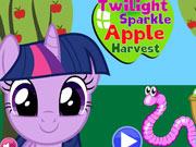 Play Twilight Sparkle Apple Harvest