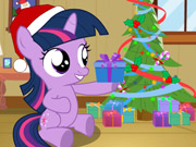 Play Twilight Sparkle Christmas Day