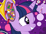 Play Twilight Sparkle Ear Surgery