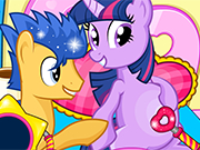 Play Twilight Sparkle Gave Birth Twins