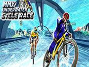 Underwater Bicycle Racing Tracks : BMX Impossible Stunt