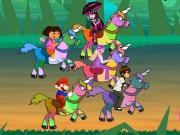 Play Unicorns Star Race