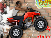 Play Urban Atv Racing