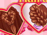 Play Valentine Day Hairdos