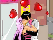 Play Valentine Night Of Kissing