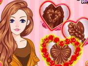 バレンタインデー髪型