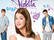 Play Violetta Find The Differences