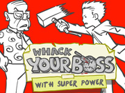 Play Whack Your Boss: Superhero Style