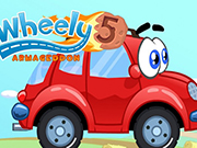Play Wheely 5: Armageddon