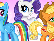 Play Which My Little Pony Character Are You