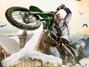 Play Winter Bike Stunts